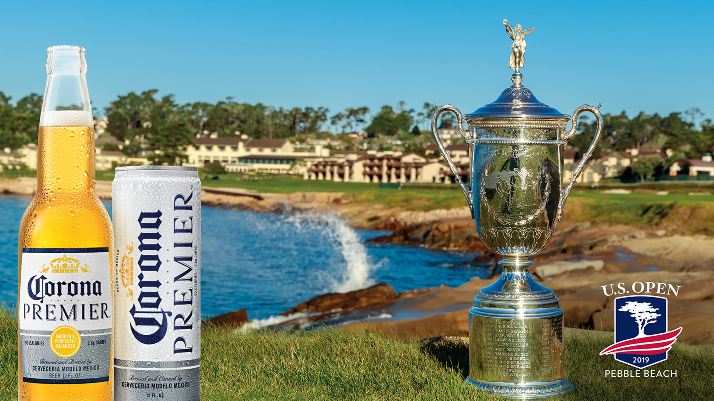 U S Open And Corona Teaming Up To Help Fans Enjoy The View