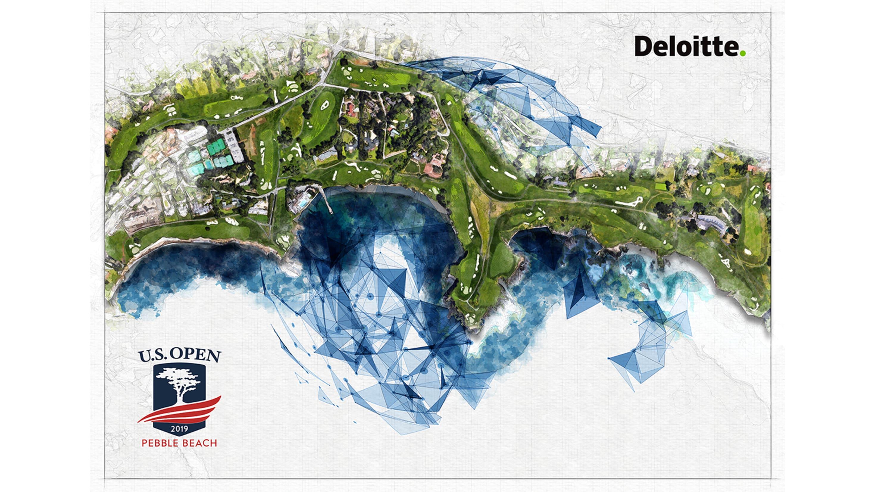 USGA and Deloitte Launch U.S. Open Augmented Reality App