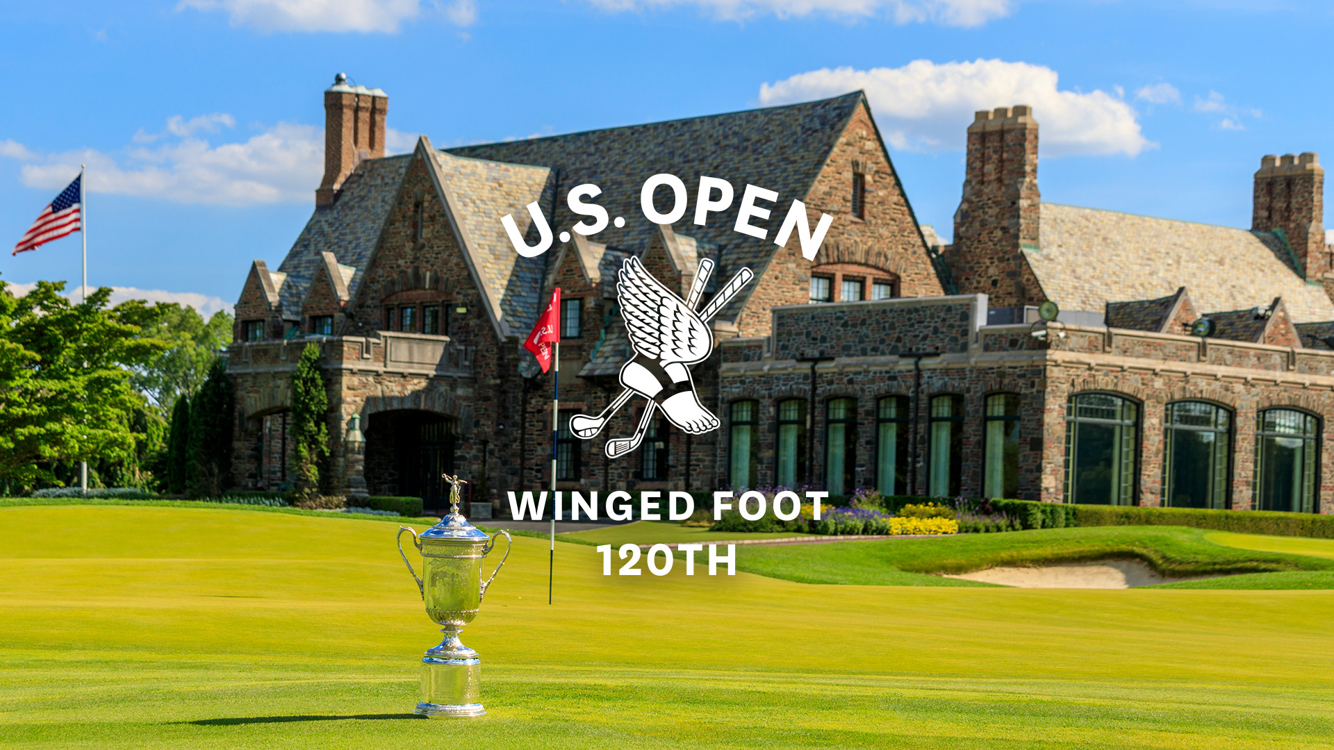 Winged Foot US Open promo photo