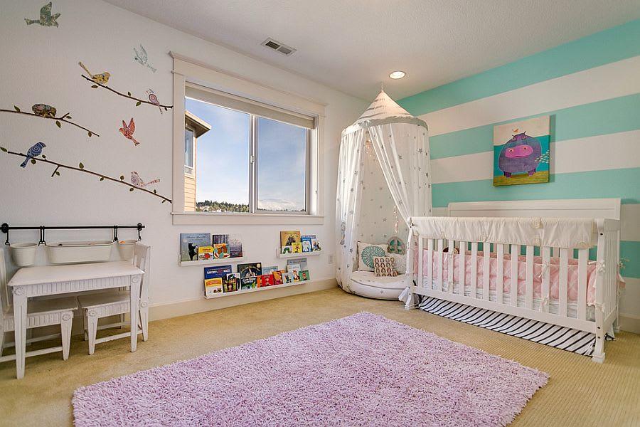 Fun and Safe Nursery Decorations