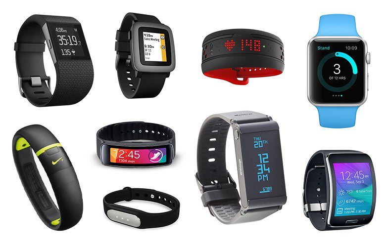 The Most Effective Fitness Trackers