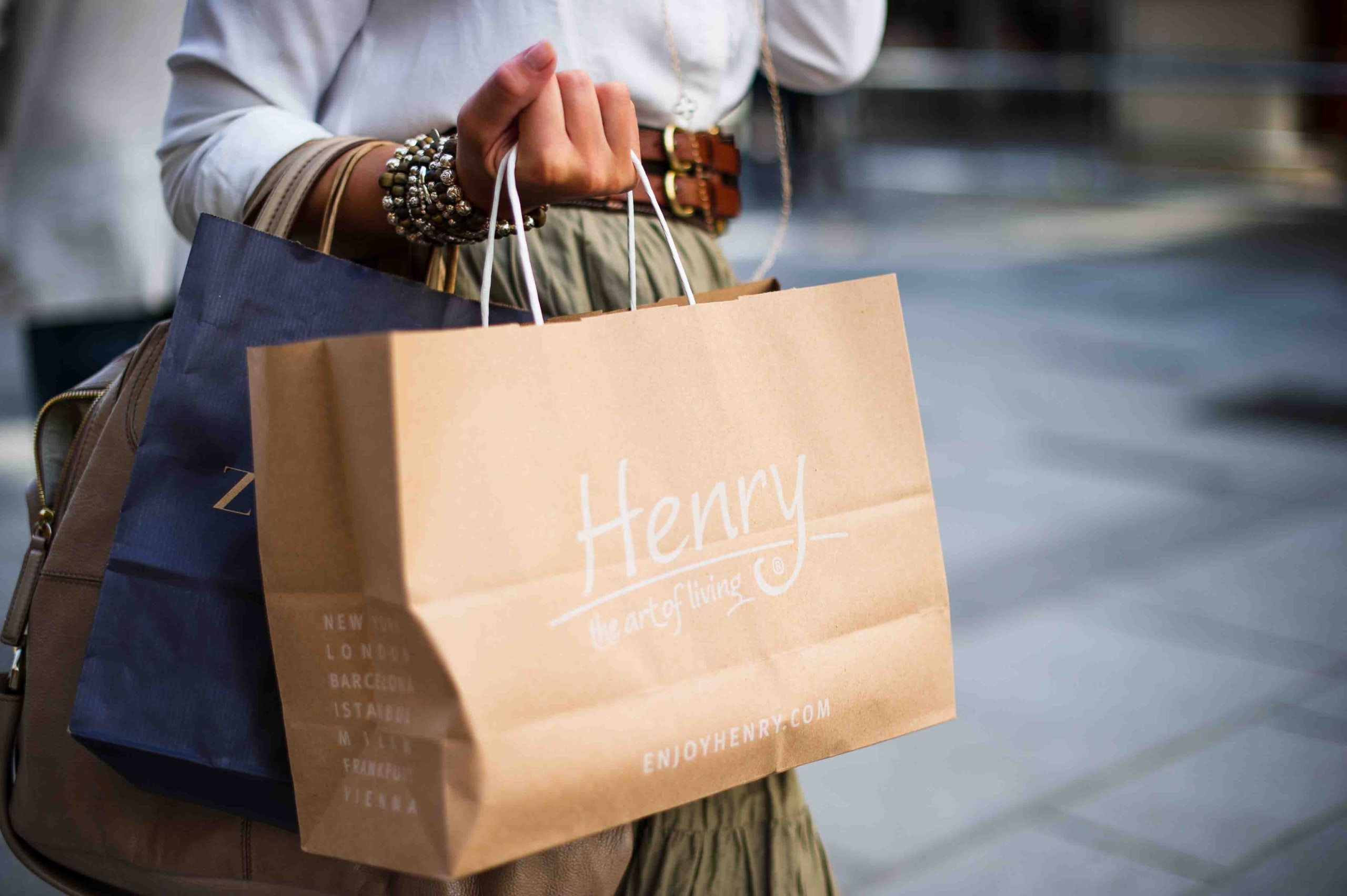 Meet Your Savvy Shoppers