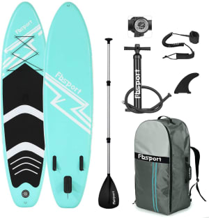 FBSPORT 10'/10.6' Premium Inflatable Stand Up Paddle Board
