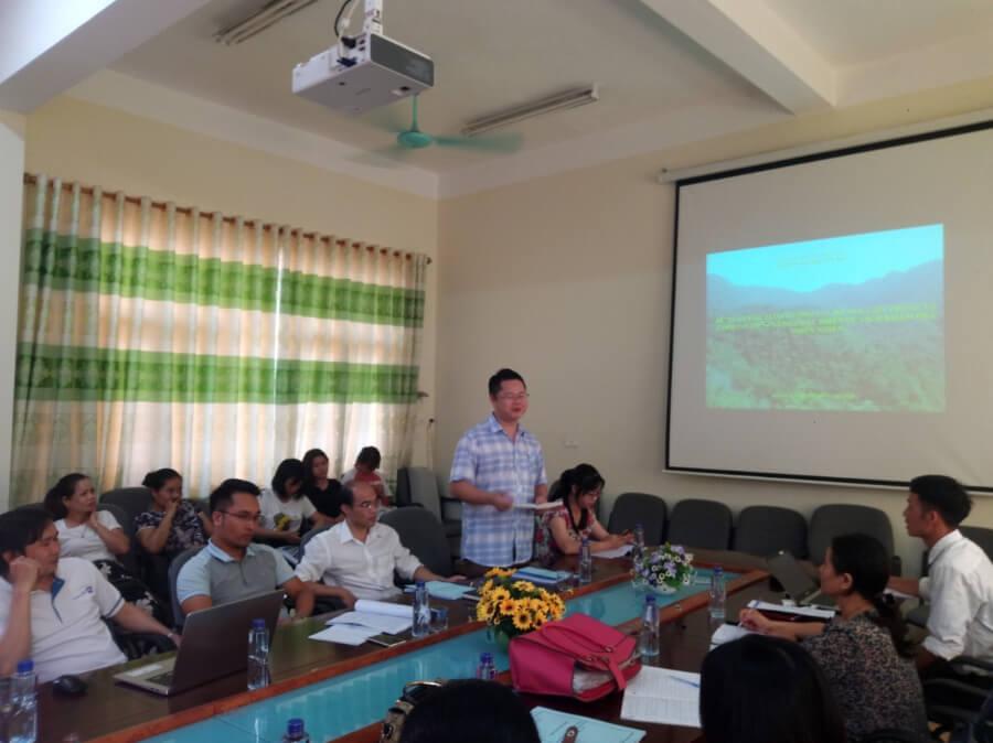 Hội thảo khoa học  Đa dạng sinh học và phát triển du lịch sinh thái tại một số tỉnh Tây Bắc, Việt Nam