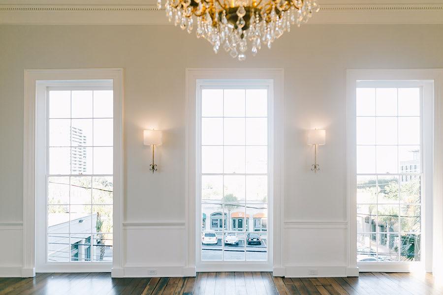Gadsden House Interior