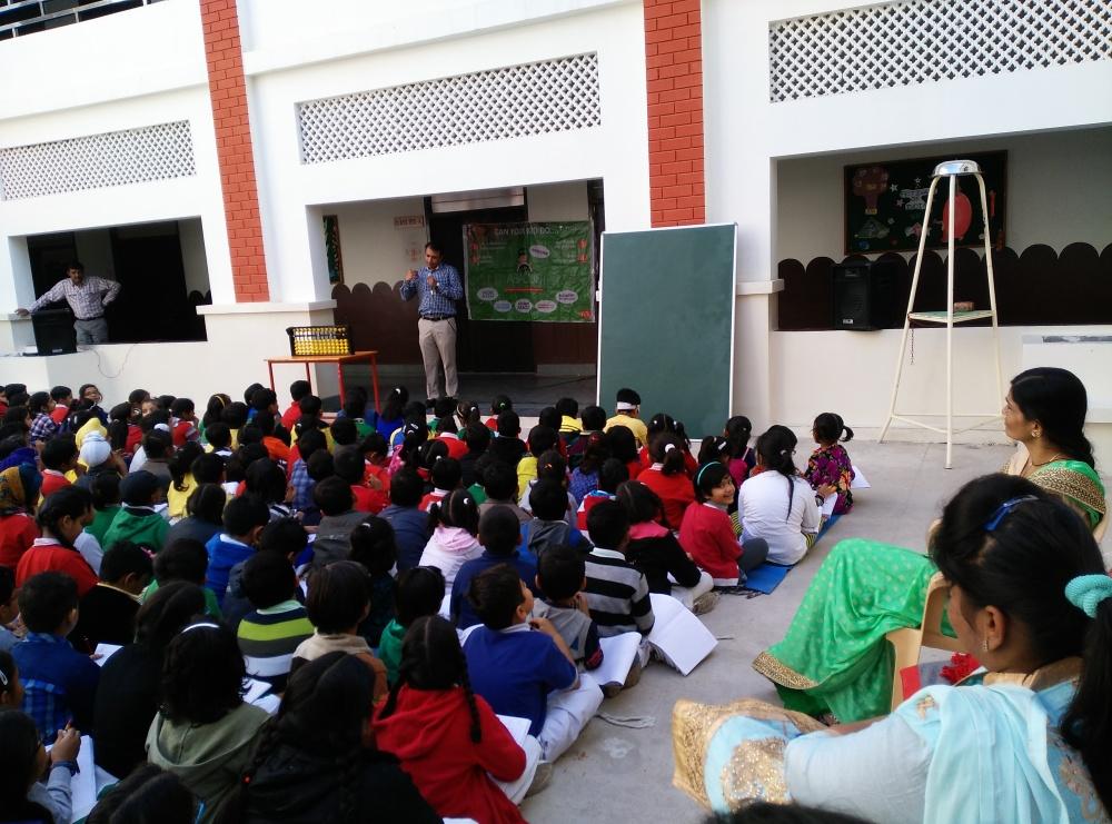 Abacus seminar