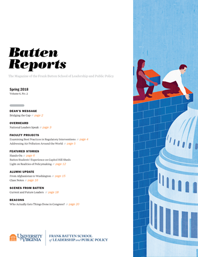 Batten Reports: Spring 2016