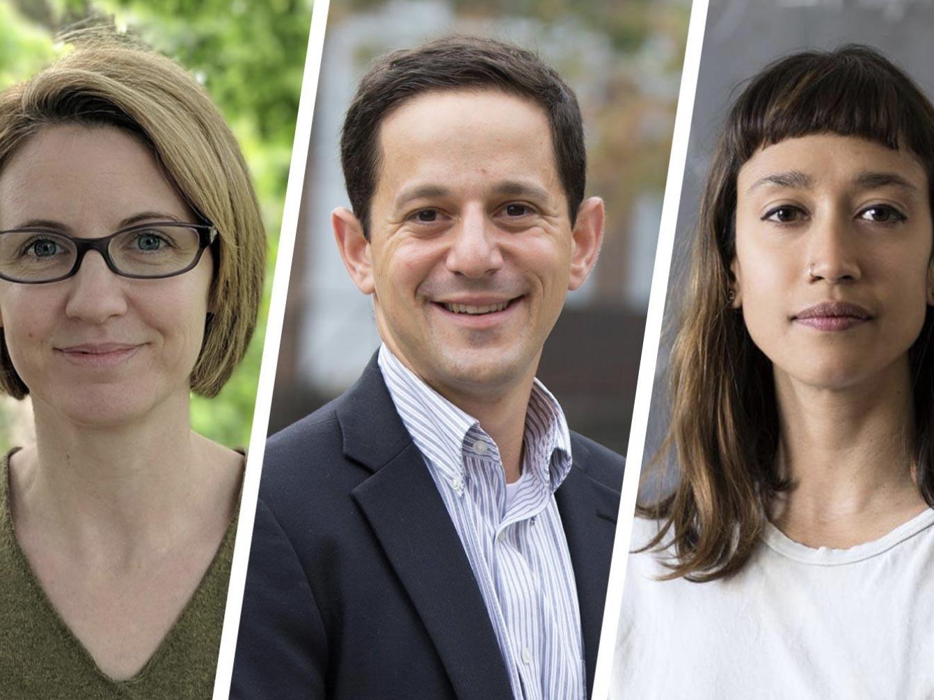 White House Honors UVA Trio for Early Career Accomplishments