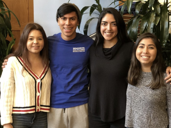Members of the Batten Latinx Network