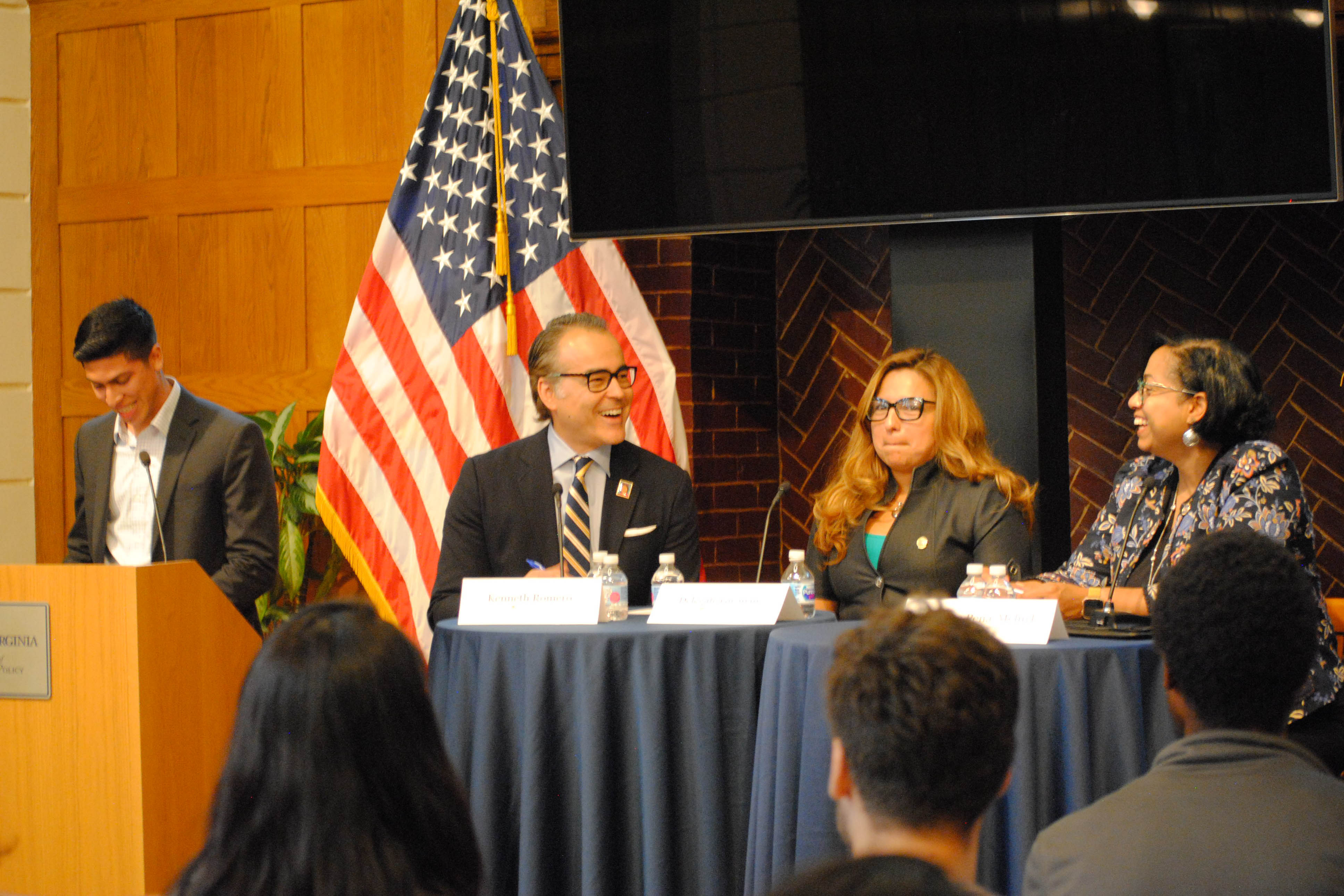 Latina Trailblazers in the Legislature panel