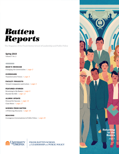 Batten Reports Spring 2019