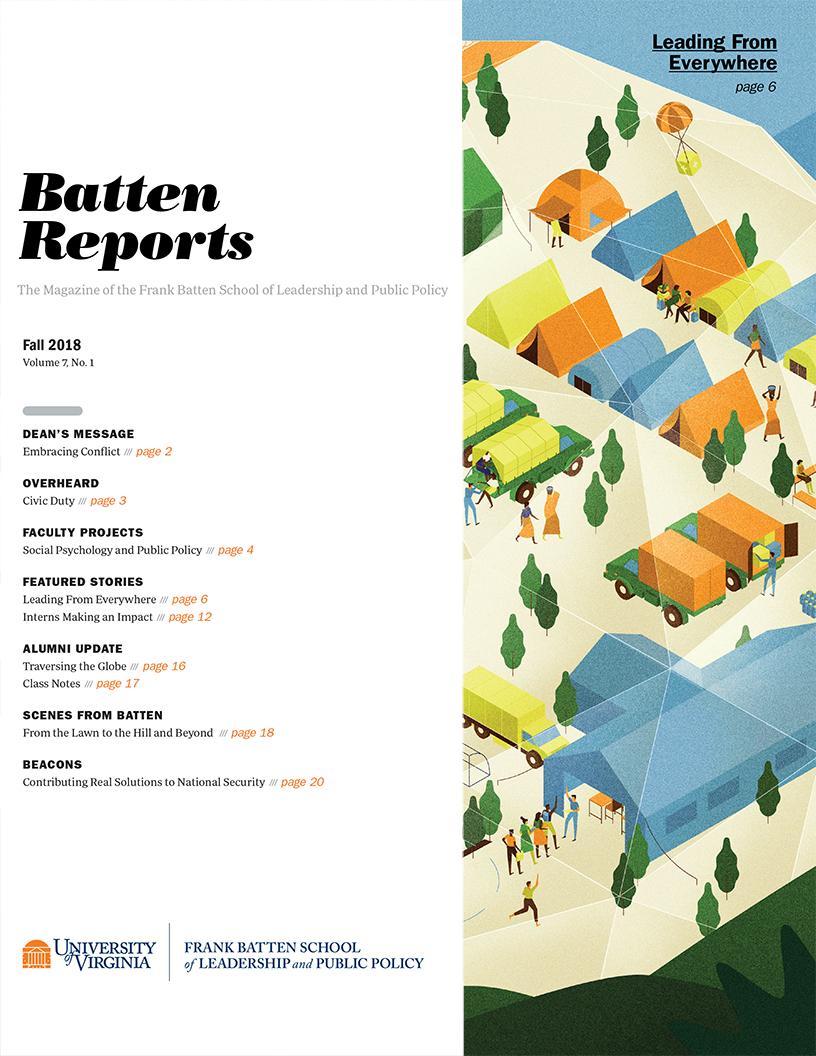 Batten Reports: Fall 2018