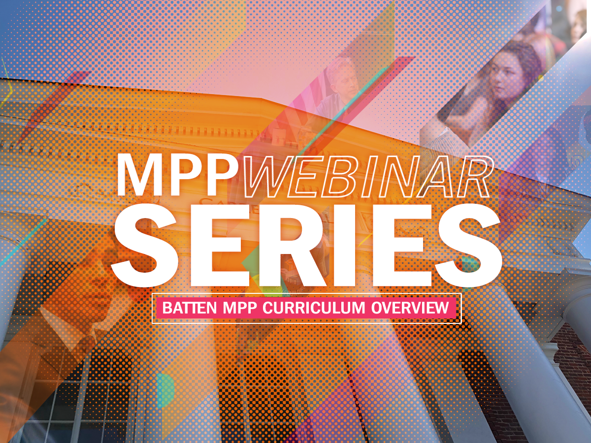 Batten MPP Curriculum Overview