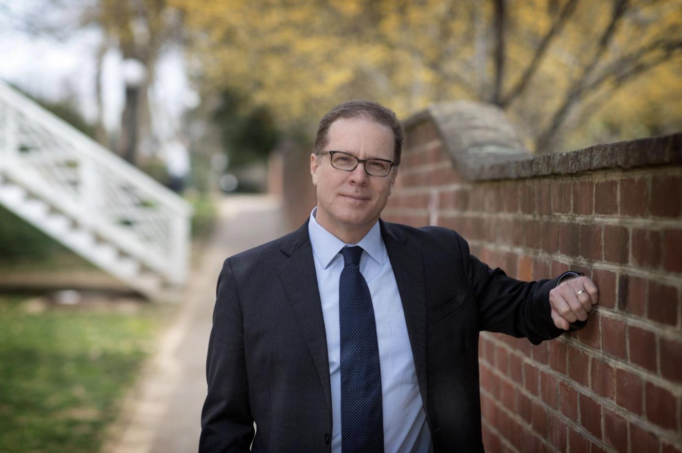 Batten School professor Jay Shimshack