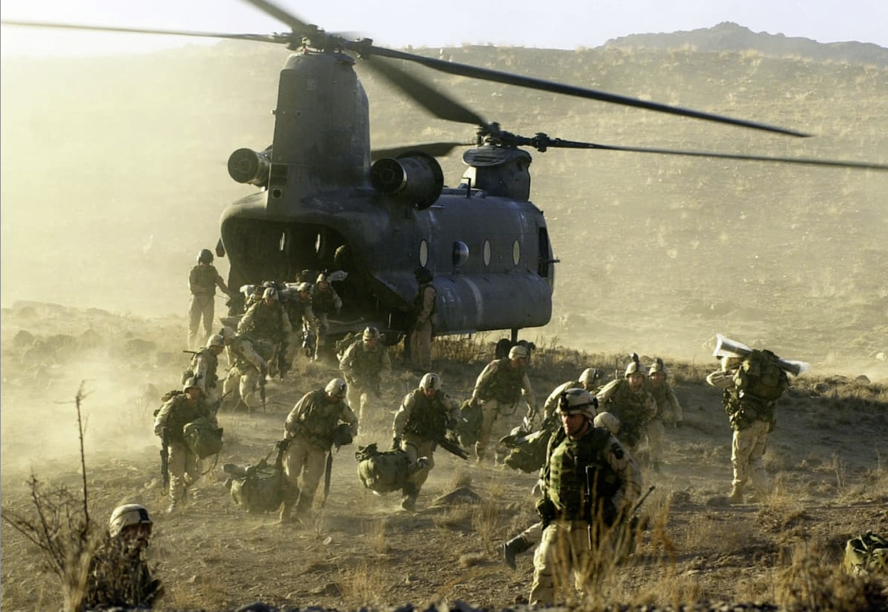 The Lessons of War: The United States, Afghanistan & Iraq since 9/11