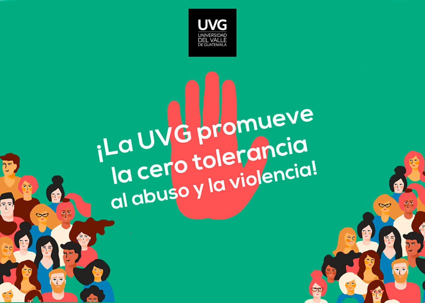 La UVG trabaja por una cultura sin violencia contra la mujer