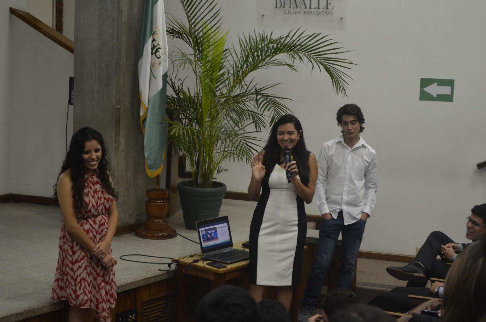 Emprendedores comparten su experiencia en Panamá