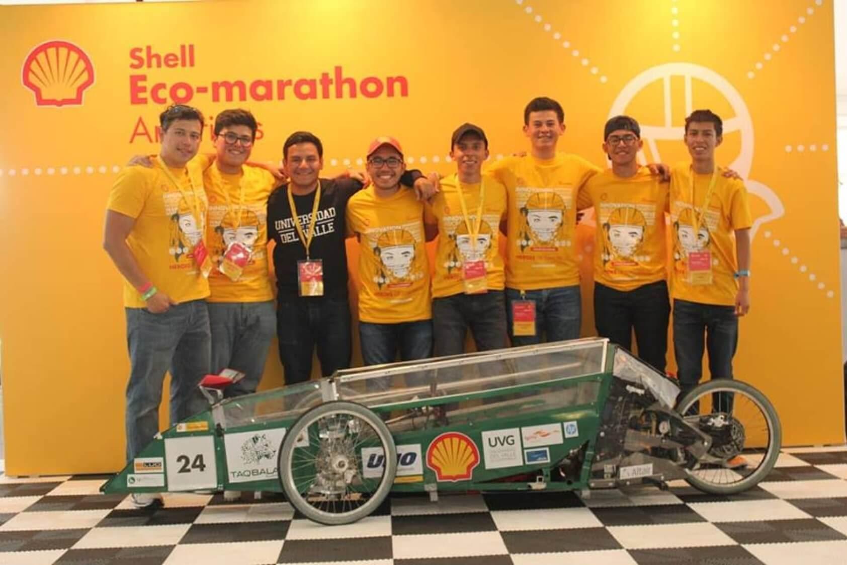 Shell Ecomarathon 2018