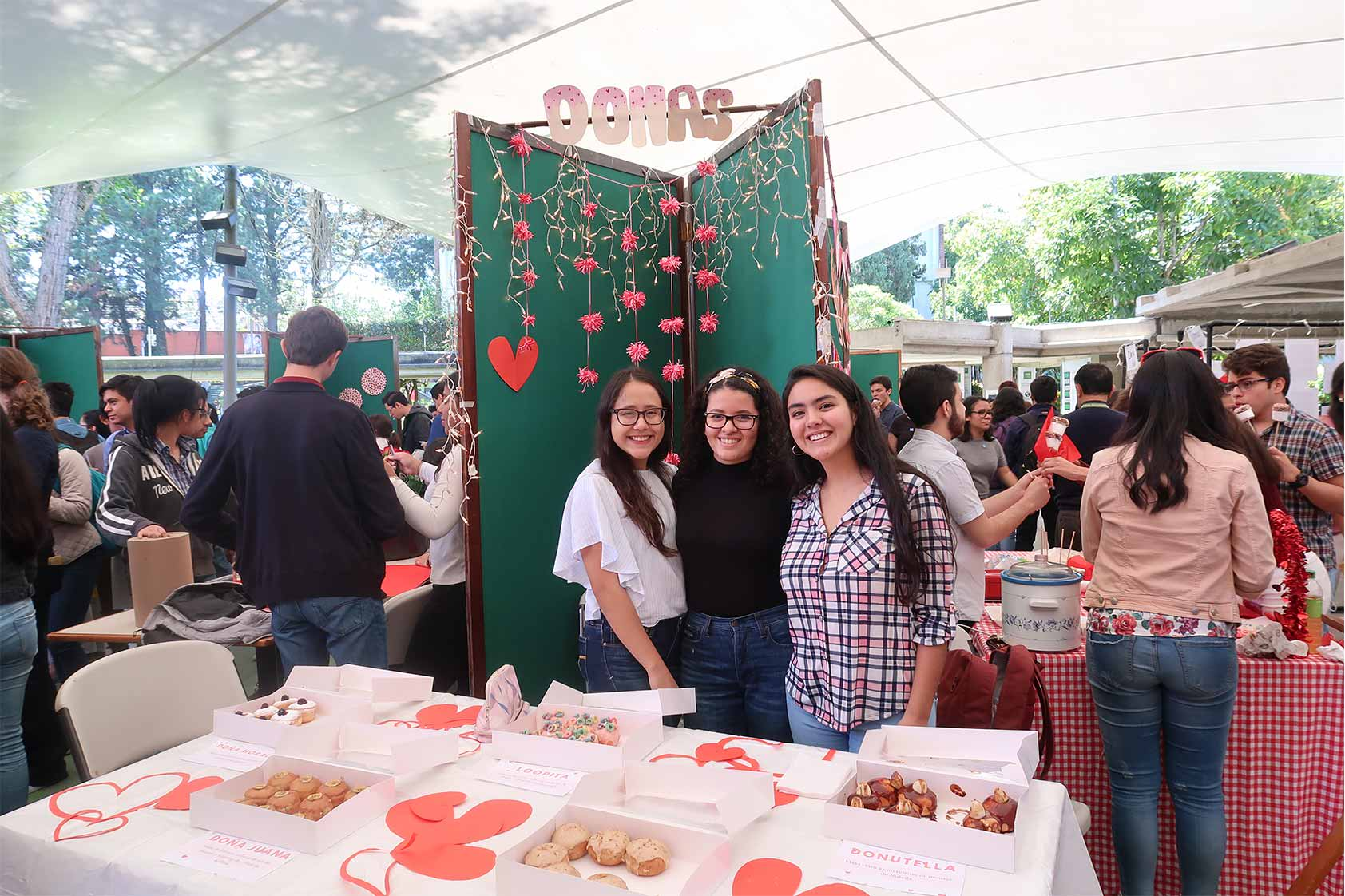 San Valentín al estilo UVG