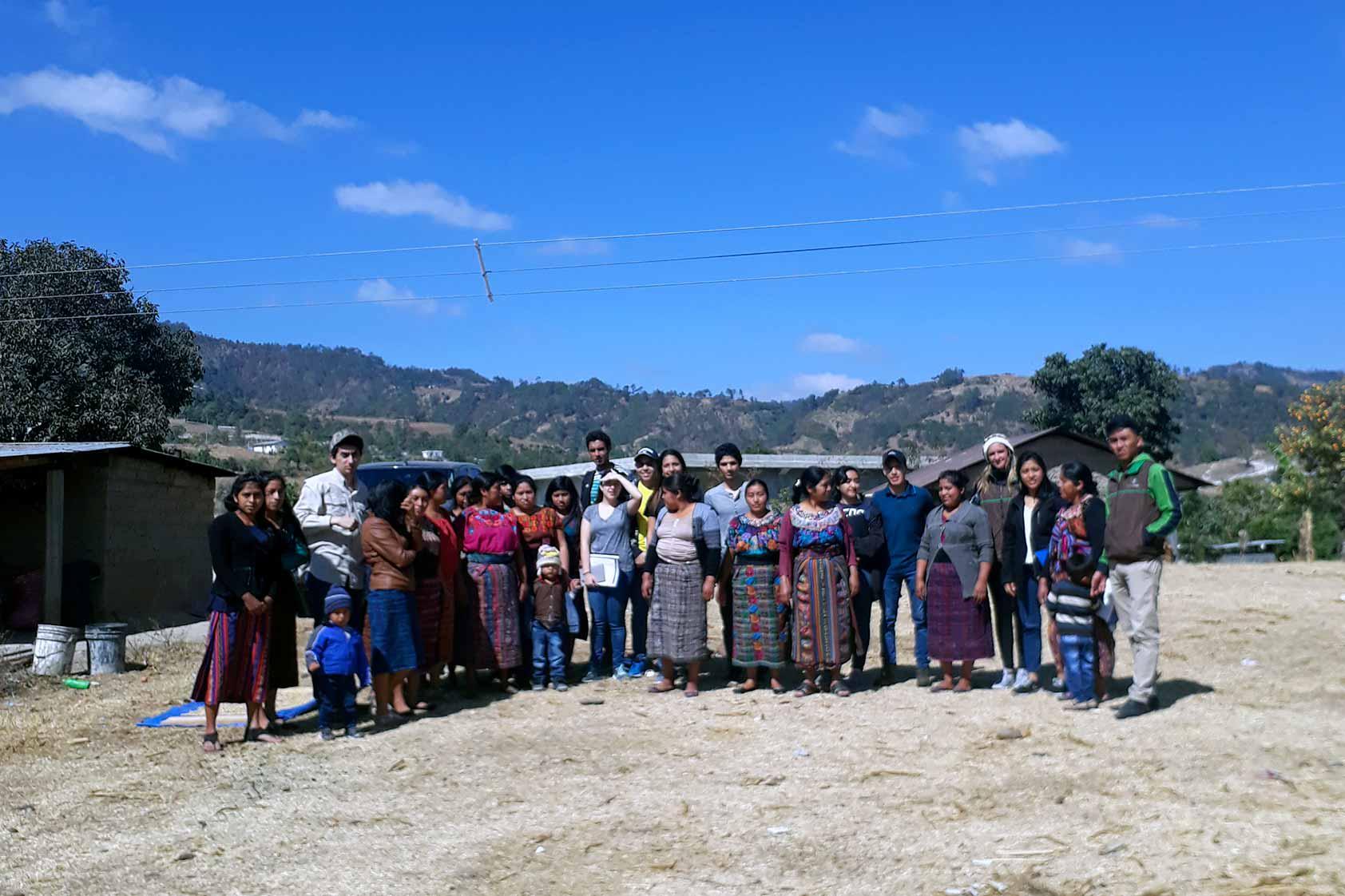 Innovando en Santa Bárbara, Huehuetenango