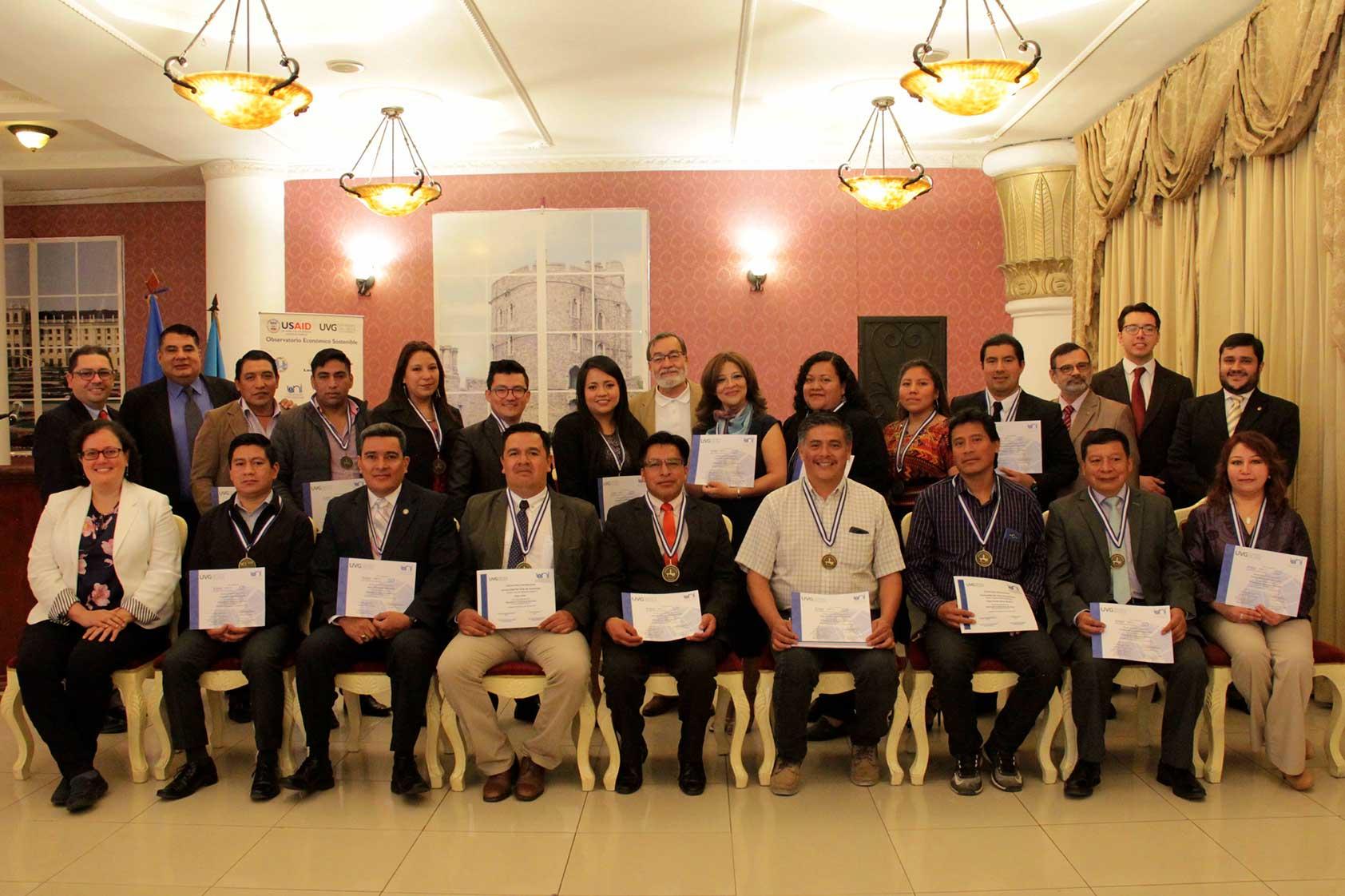 Fortaleciendo las competencias de los actores locales en gobernanza y desarrollo local