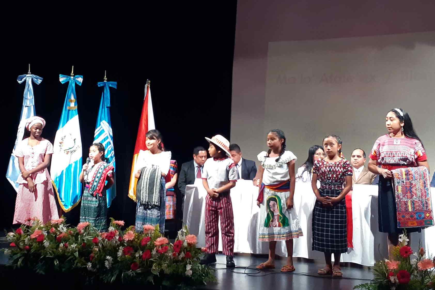 Estuvimos presentes en el encuentro mesoamericano de lenguas indígenas