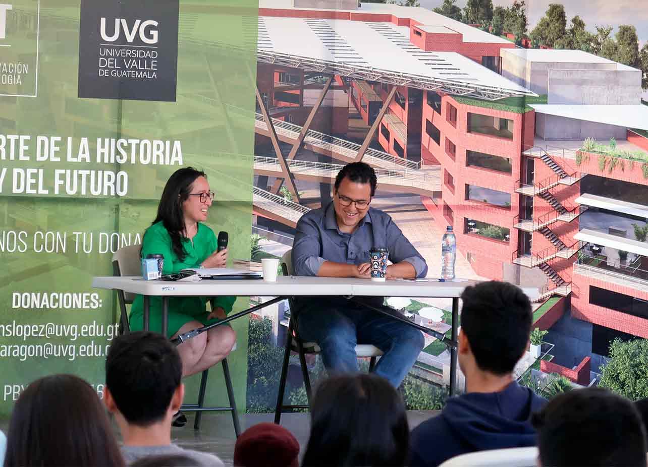 9 consejos de Arnoldo Gálvez para jóvenes que son verdaderos escritores
