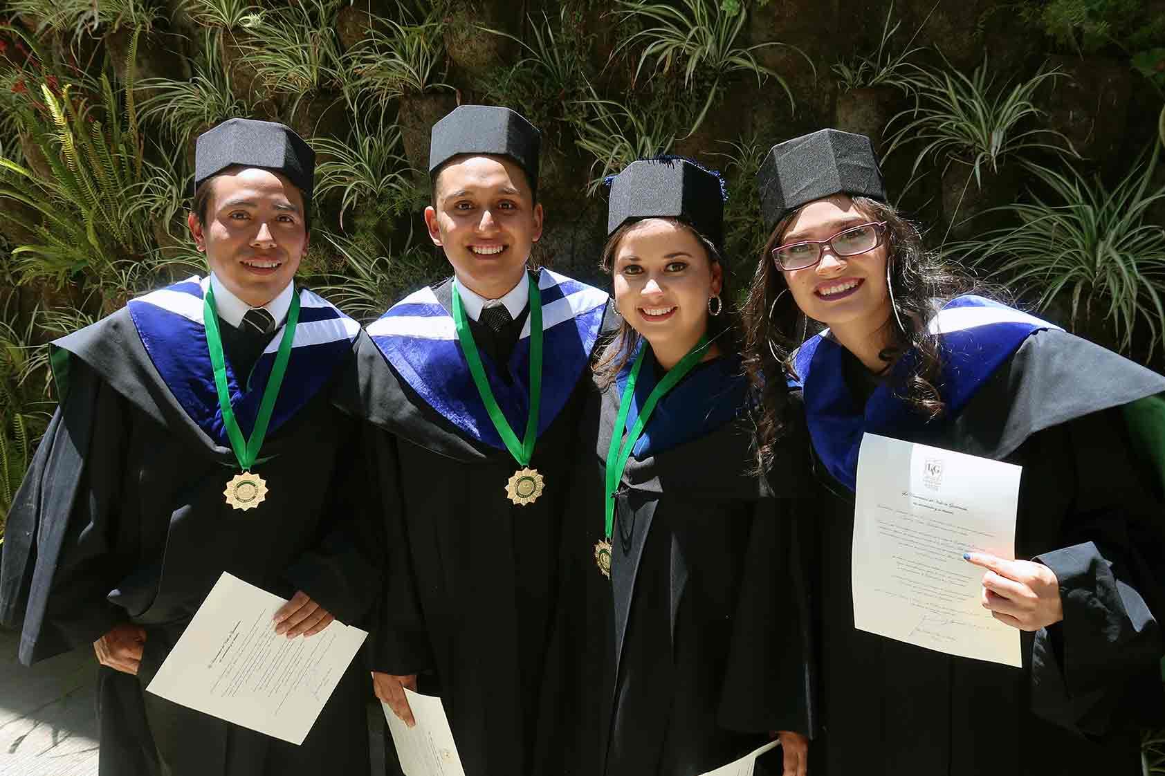 Primera cohorte de maestría en UVG Altiplano ¡lo logramos!