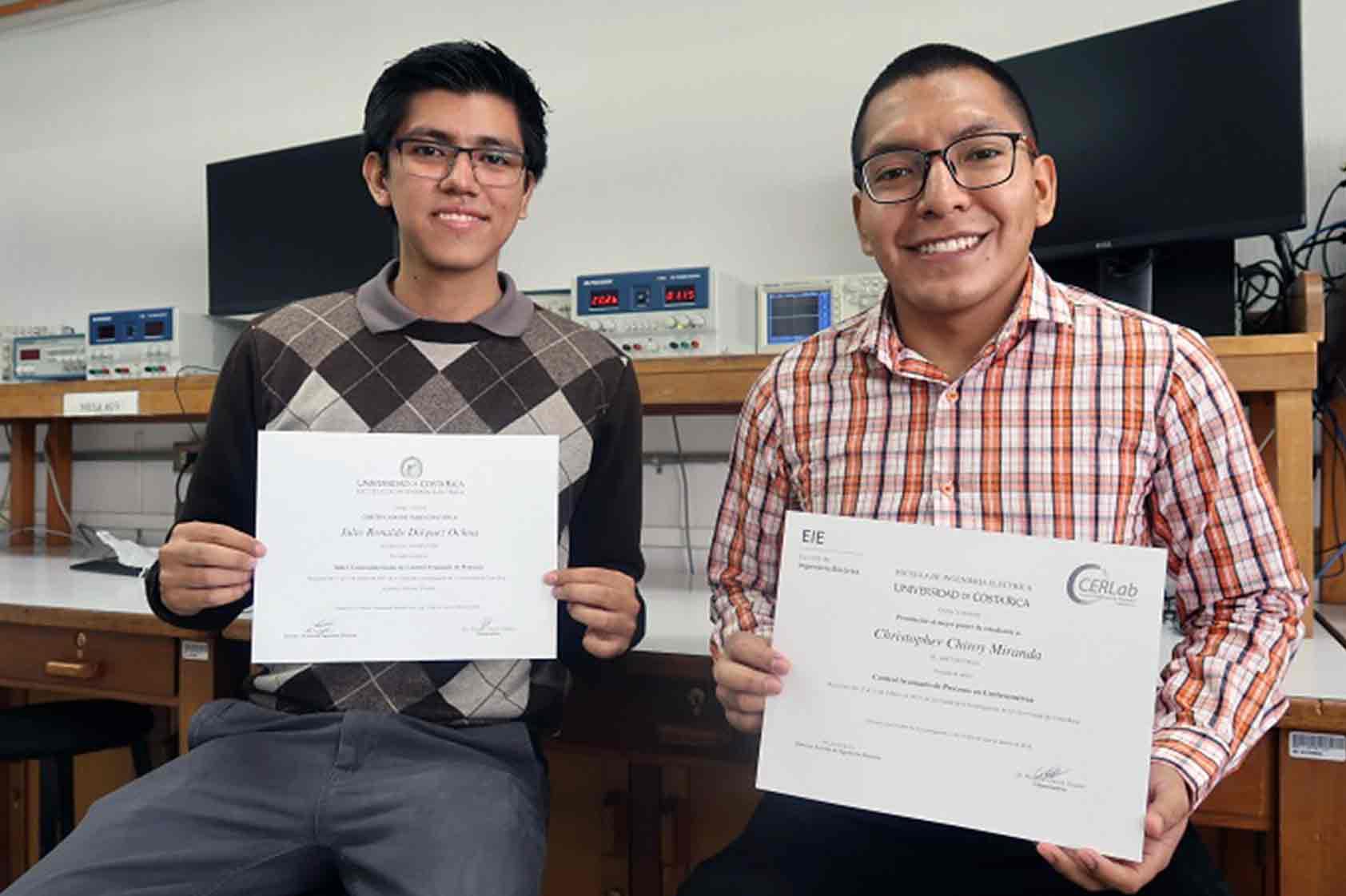 Cuando la Biología inspira a dos estudiantes de Ing. Mecatrónica de la UVG