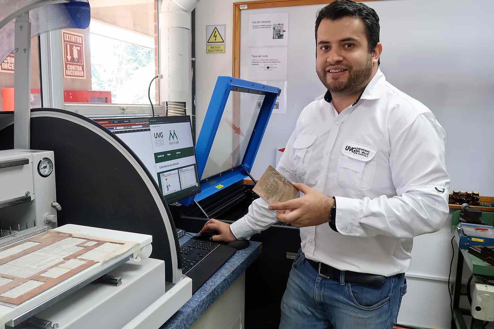 MakerLab: el laboratorio-semillero con las máquinas más increíbles