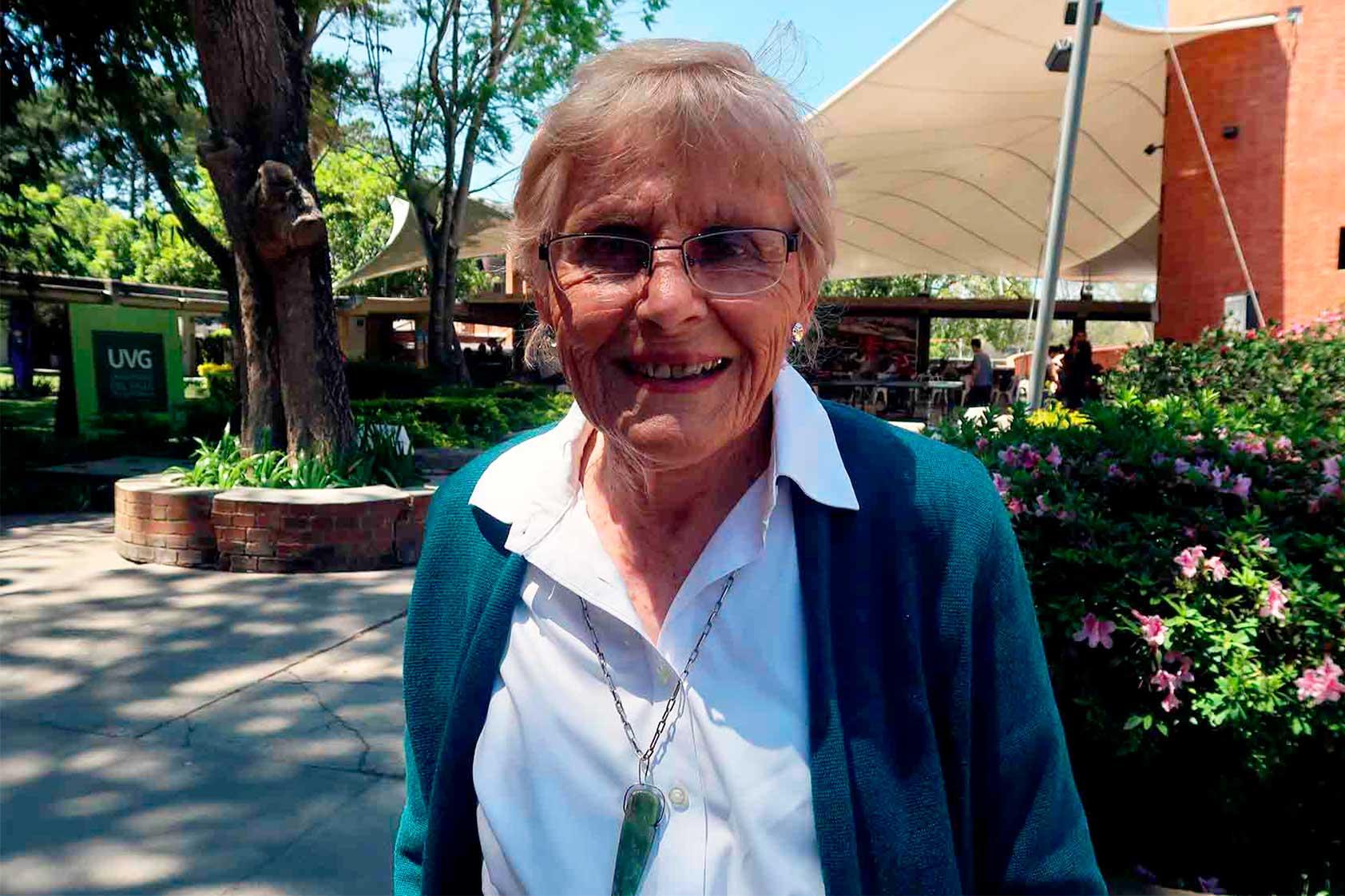El legado de la Dra. Hatch, una vida de pasión por la arqueología