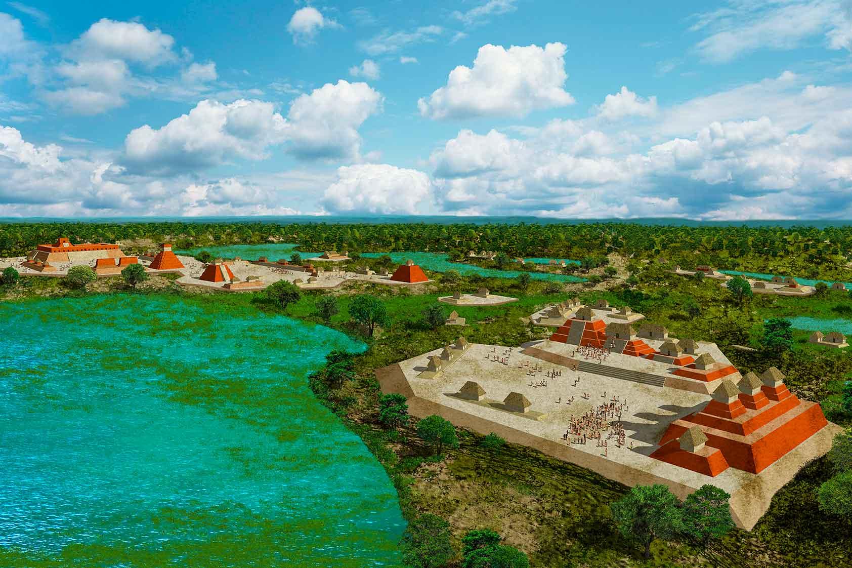 Los hallazgos de la ciudad maya perdida que hoy llamamos La Corona