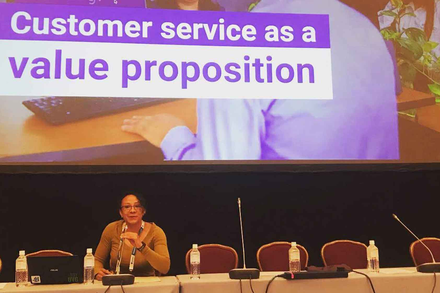 Customer service as a value proposition