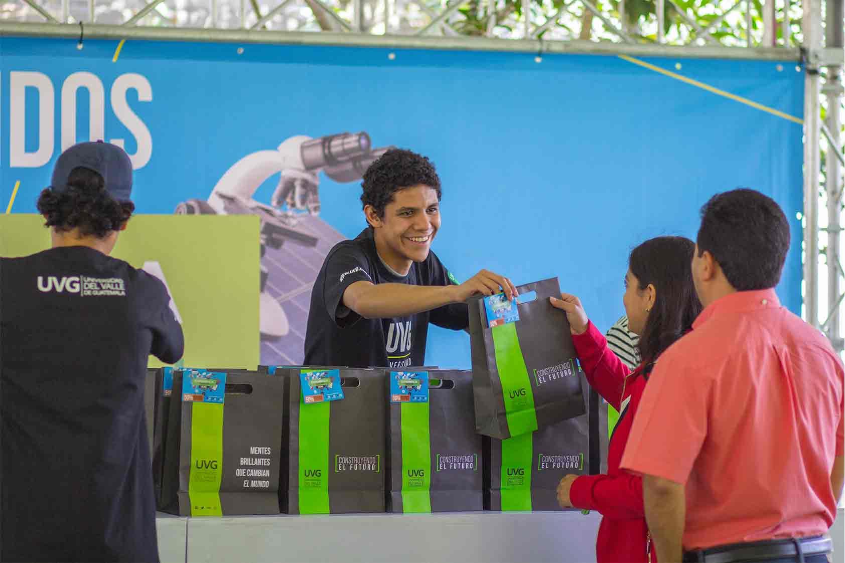 ¿Estás listo para ser parte de los talleres sociales de la #ExperienciaUVG2019?
