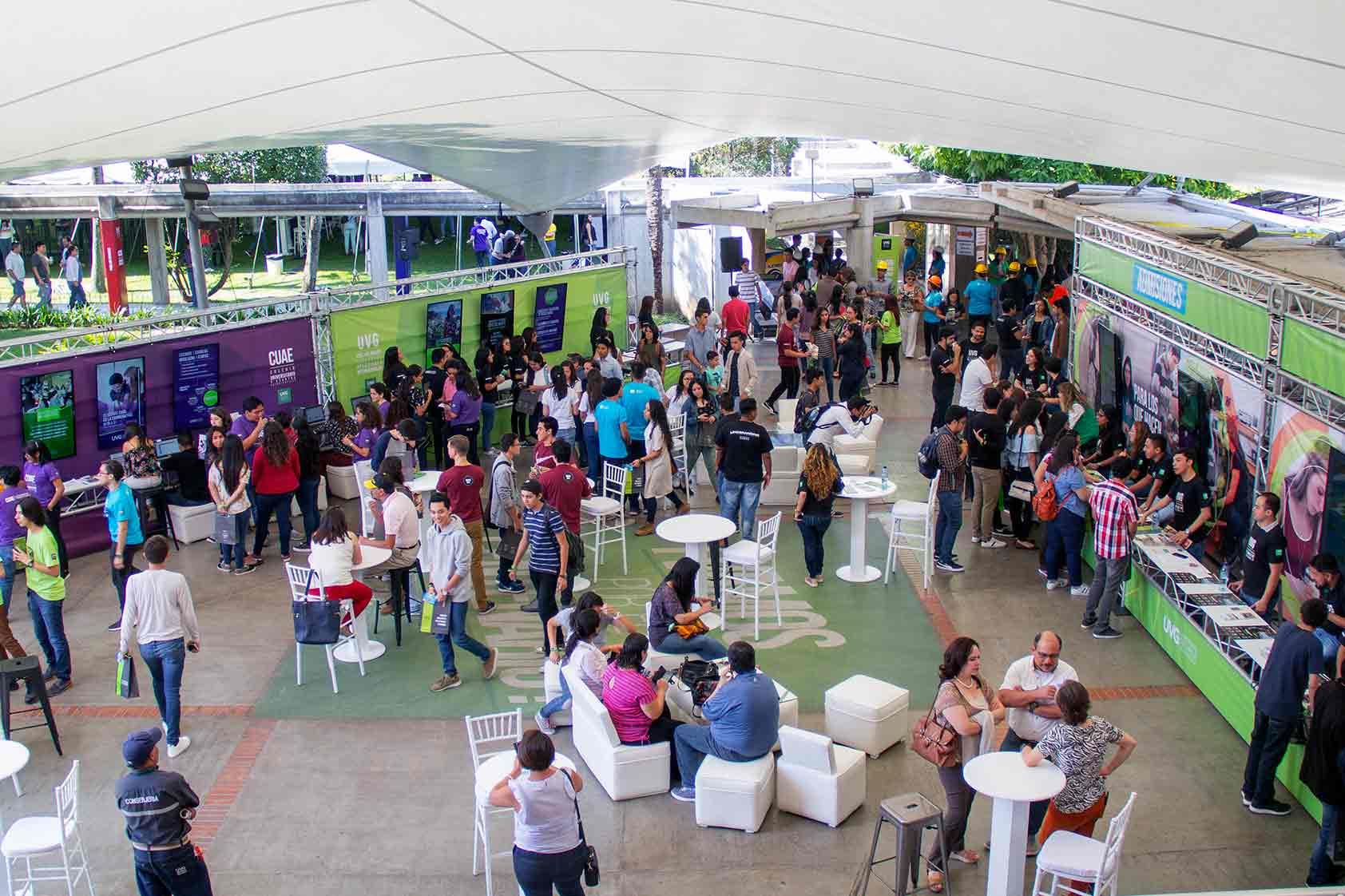 ¿Estás listo para ser parte de UVG? #ExperienciaUVG2019
