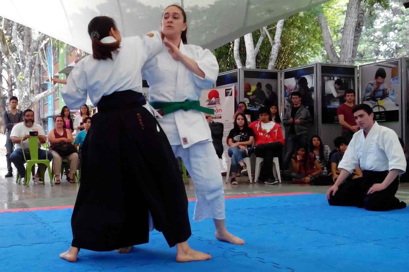 Del Aikido al Shodō: La IV Semana del Japón en UVG