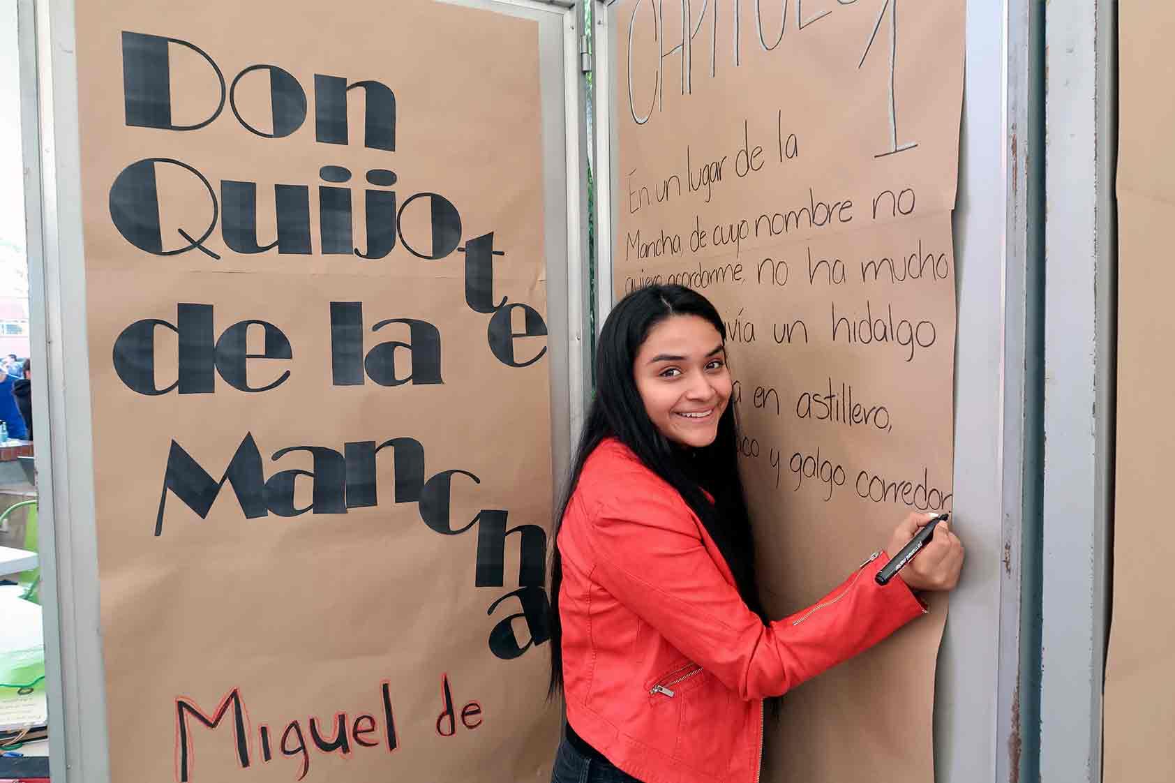 12 curiosidades de El Quijote y cómo se vivió su día en UVG