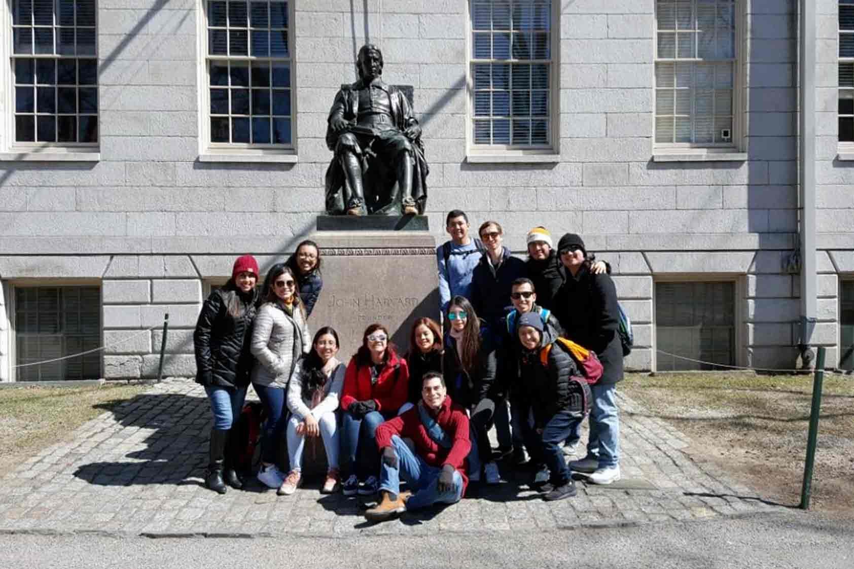 Juan Andrés Rivera, un orgullo para el programa de becas Potencia-T
