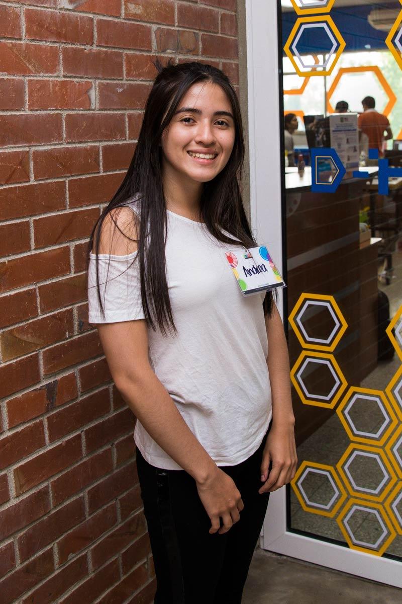 La opinión de las estudiantes - Andrea Barrios, 17 años - UVG
