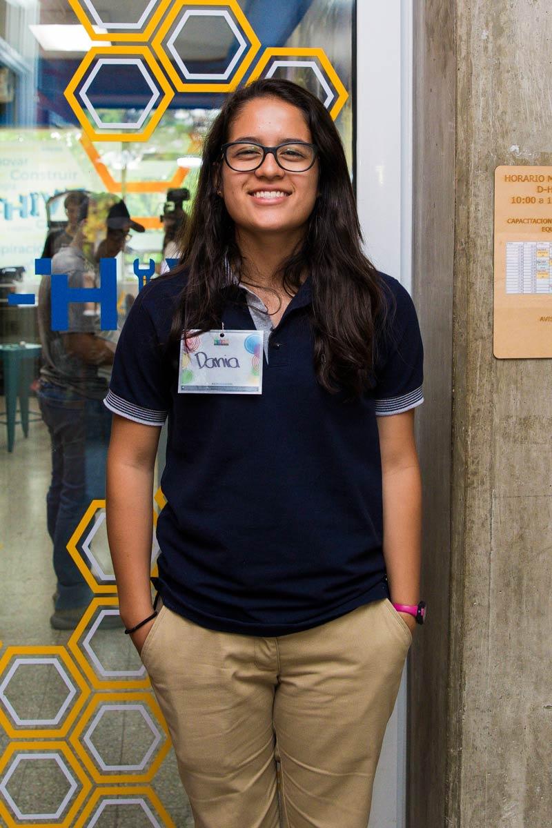 La opinión de las estudiantes - Dania Benecke, 15 años - UVG