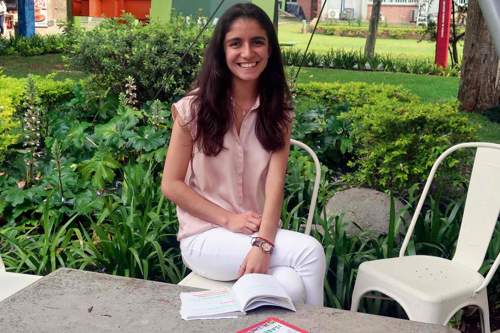 El emprendimiento y la visión de mejora se encuentran en la sangre de Isabela González