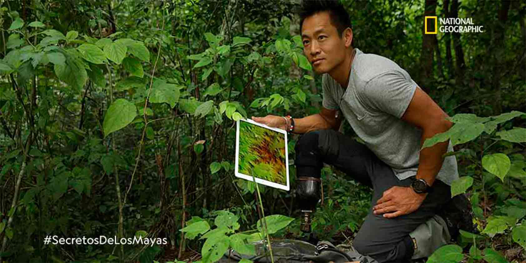 5 razones para ver la nueva serie de Natgeo: Secretos de los Mayas