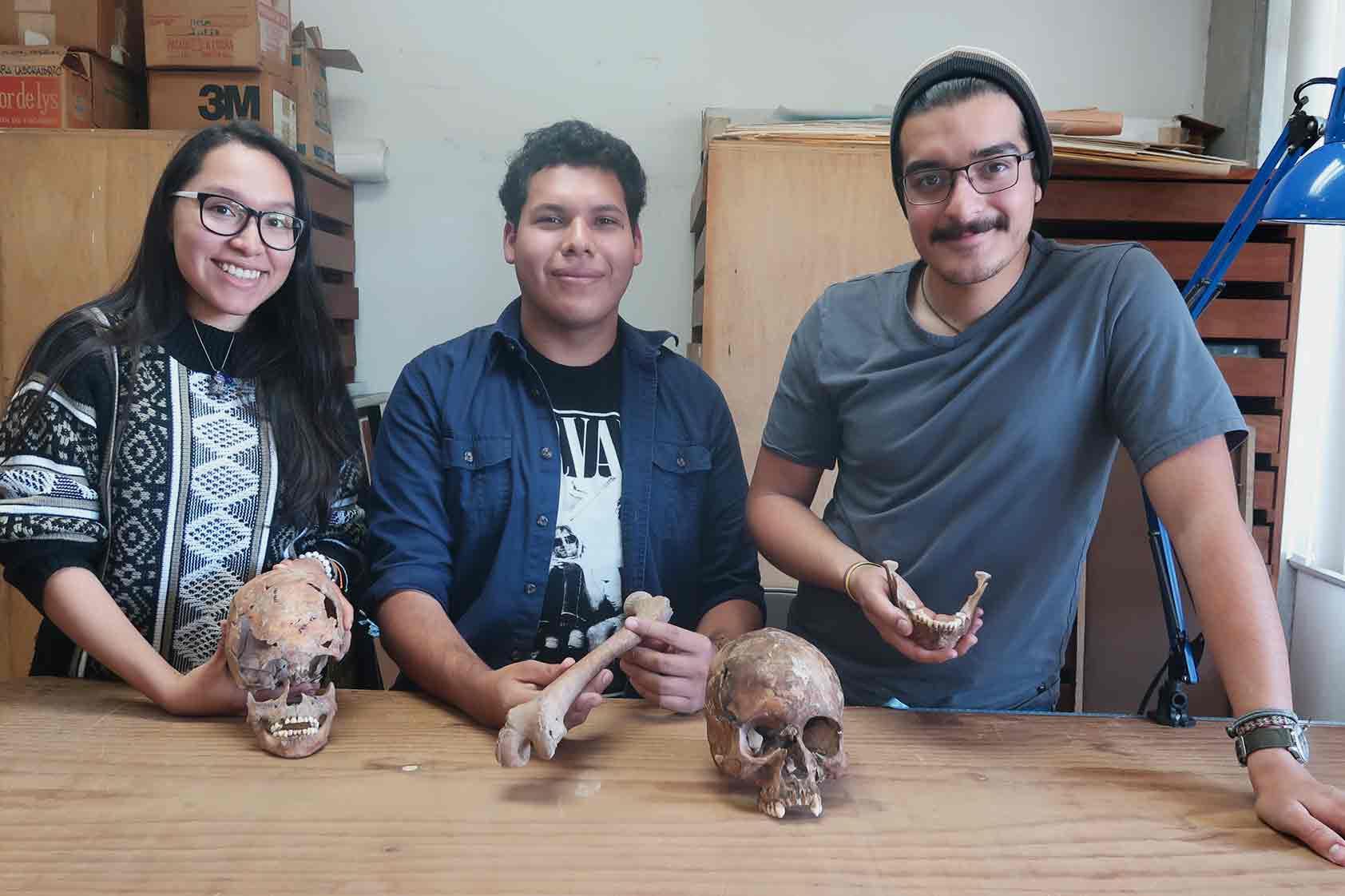 3 proyectos que se adentran en el mundo de la Arqueología y la Osteología