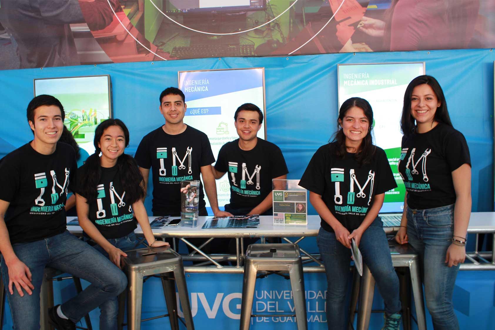 Jóvenes ingenieros de EE.UU. visitarán UVG para minicongreso de Ingeniería Mecánica