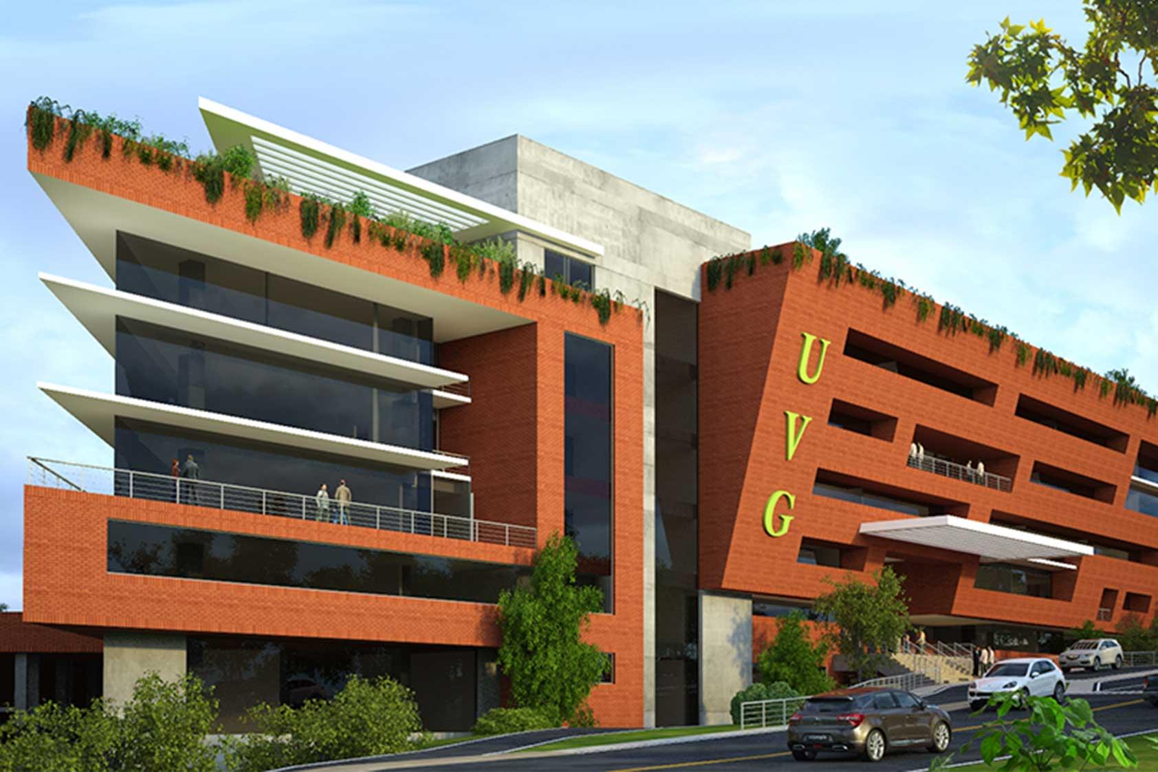 Los números que destacan la construcción del CIT de UVG