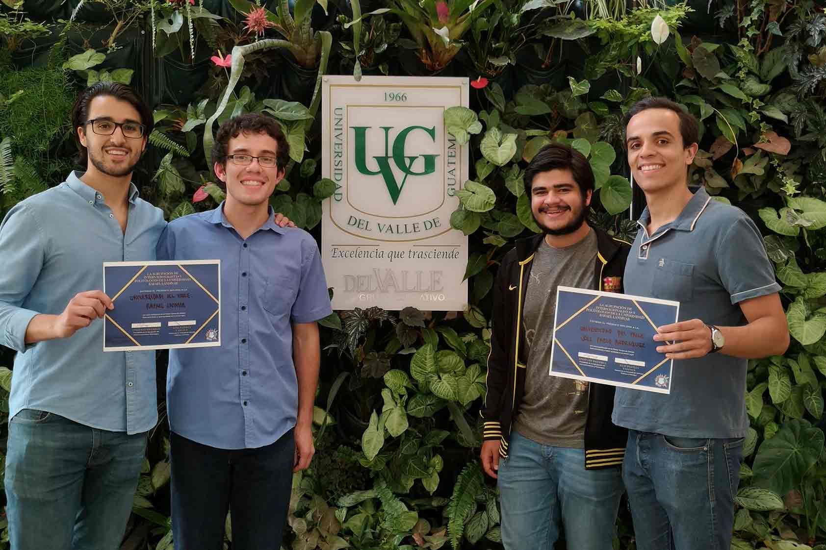¡Ganamos el torneo interuniversitario de debates 2019!