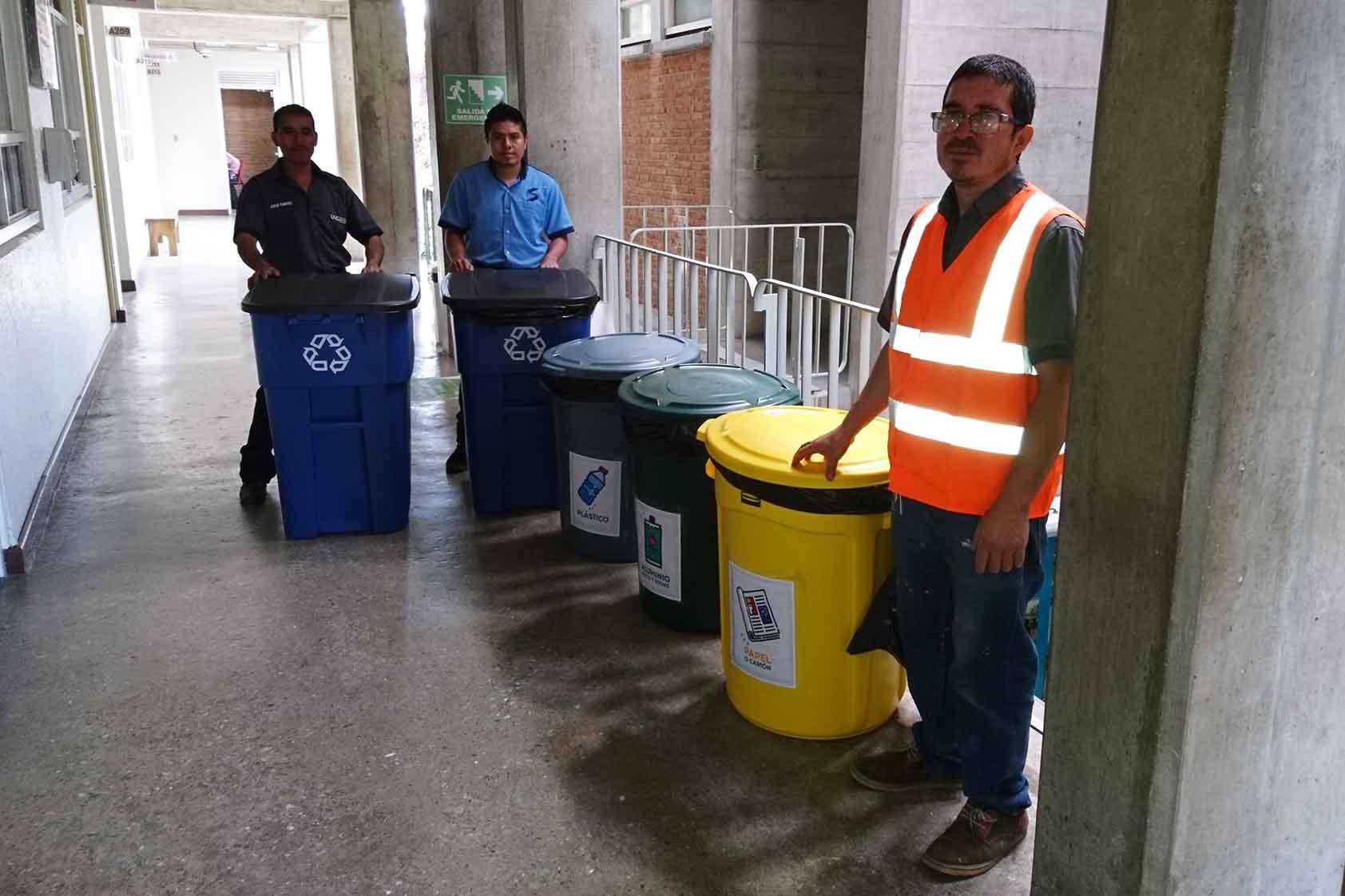 ¡Estamos cambiando! Nuestra campaña de reciclaje da sus primeros resultados