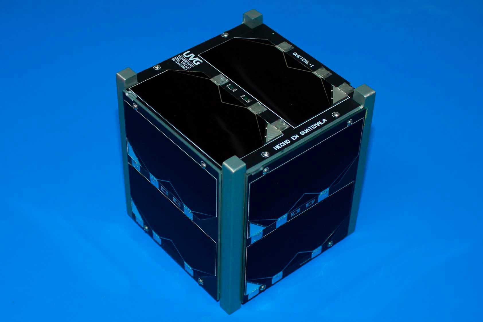 ¿Qué monitoreará el Quetzal-1 al ser lanzado al espacio?