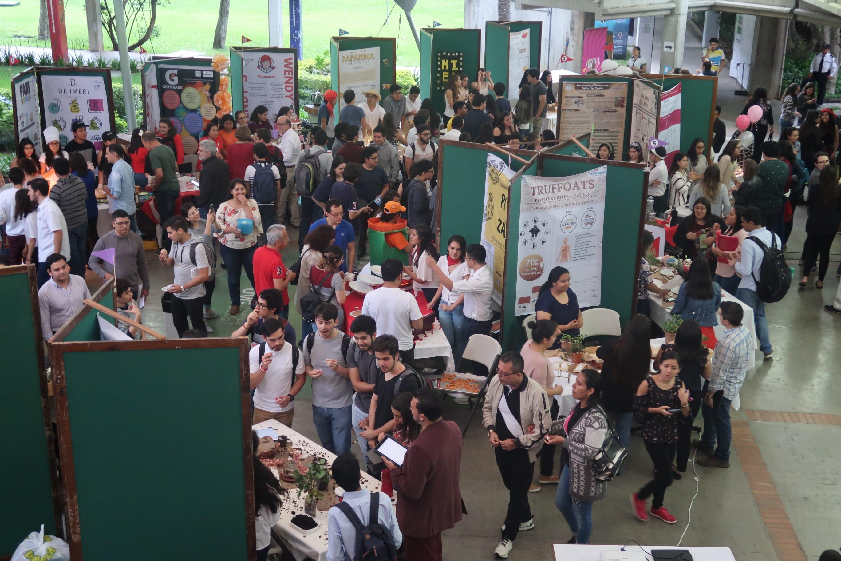 Food expo UVG 2019  Ciencia y tecnología alimentan la innovación