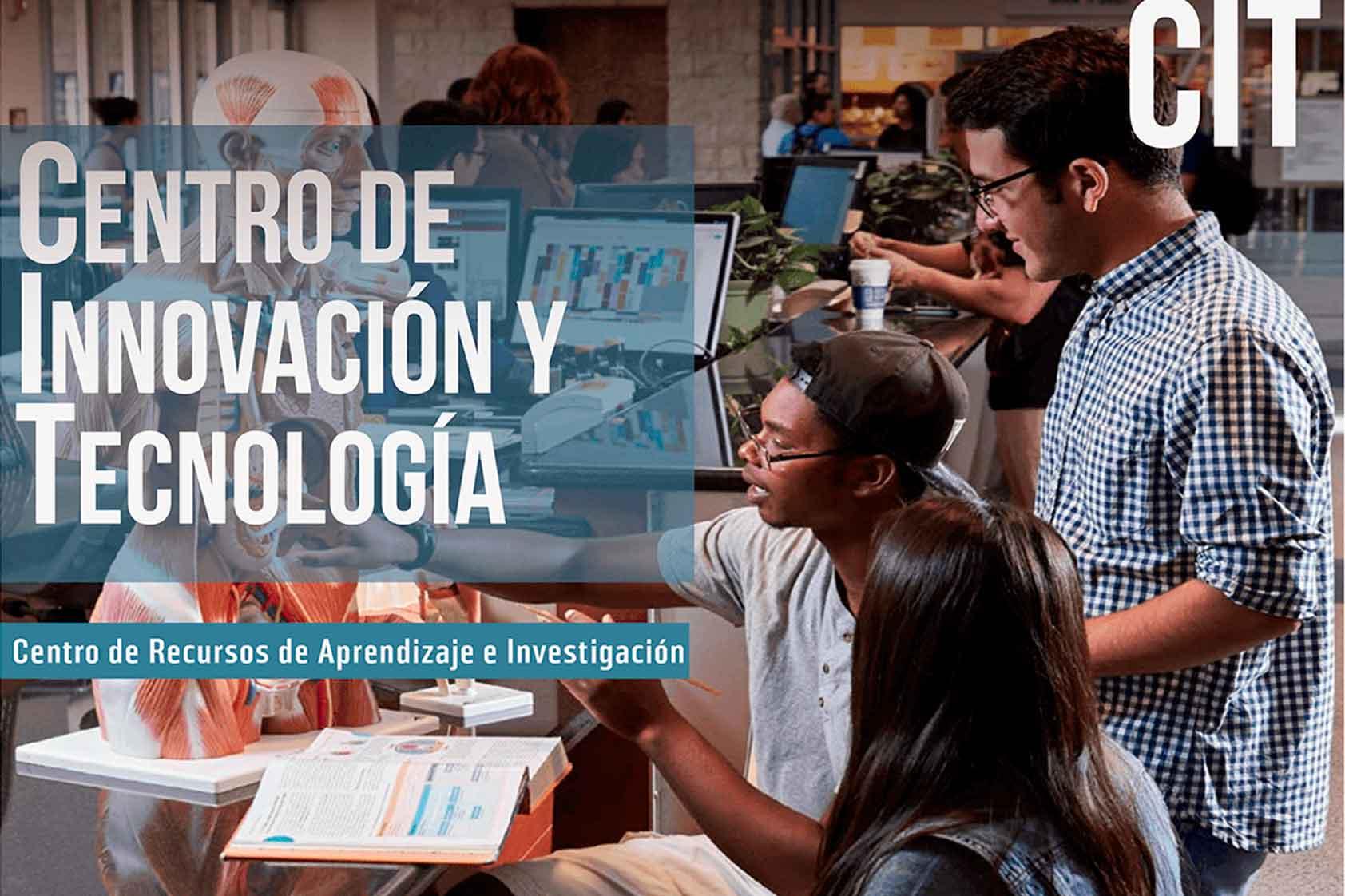 ¿Que será el Centro de recursos de aprendizaje e investigación del CIT?